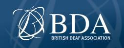 Join the British Deaf Association for FREE - for a limited time only!